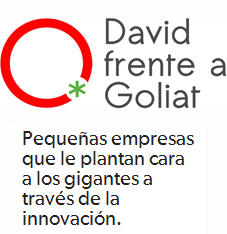 David frente a Goliat
